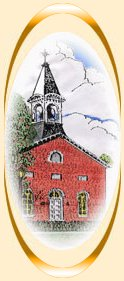 St. John's Church Watercolor